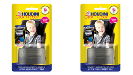 Houdini Click N Lock - Twin Pack